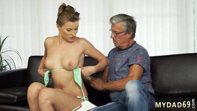 Daddy4k – Sex with Boyfriend´s Father after swimming pool