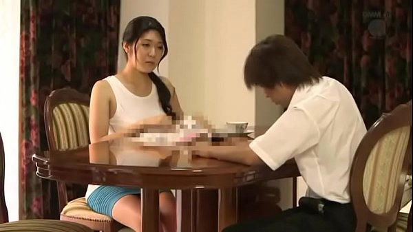Stunning Asian Stepmom Sharing Bed With Stepson